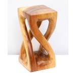 Mini, Vine Twist Stool 4""
