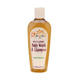 Sum-Bo-Shine Aloe & Lavender Shampoo and Body Wash X4