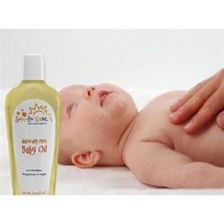 Sum-Bo-Shine Naturally Pure Baby Oil X4