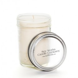 Soy Works Candle Co. Country Jar Medium - 2 Jars