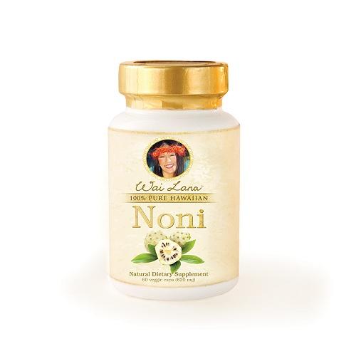 Noni Capsules (60 Vegetarian Caps)