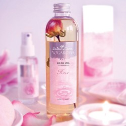 Rose Bath Oil