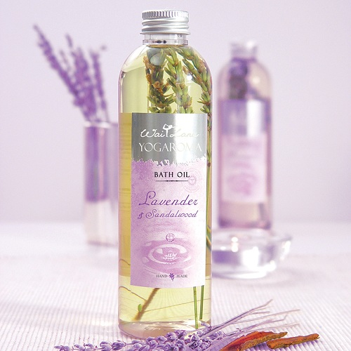 Lavender & Sandalwood Bath Oil