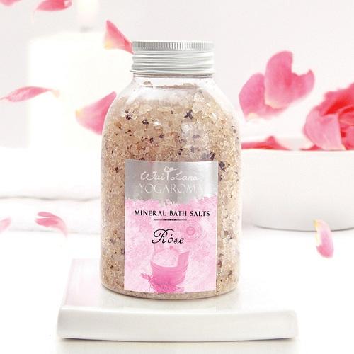 Rose Mineral Bath Salt
