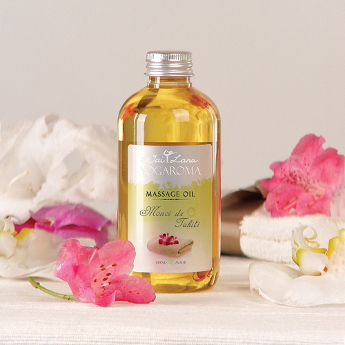 Monoi de Tahiti Massage Oil