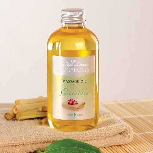 Green Tea Massage Oil