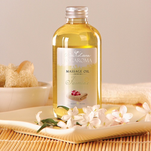 Jasmine Massage Oil