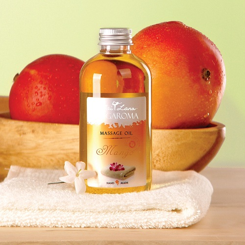 Mango Massage Oil