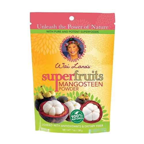 Mangosteen Powder (net wt 7oz)