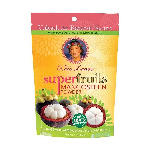 Mangosteen Powder (net wt 7oz)