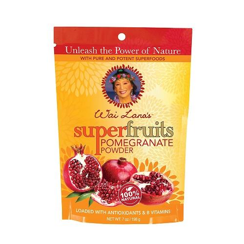 Pomegranate Powder (net wt 7oz)