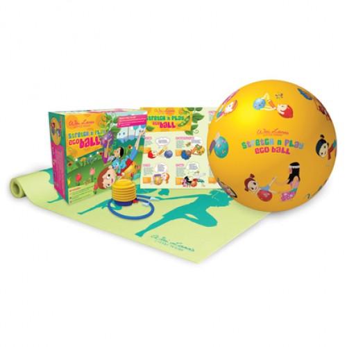 Wai Lana's Little Yogis™ Eco Ball & Mat