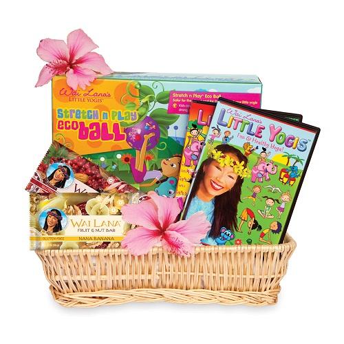 Little Yogis Gift Set