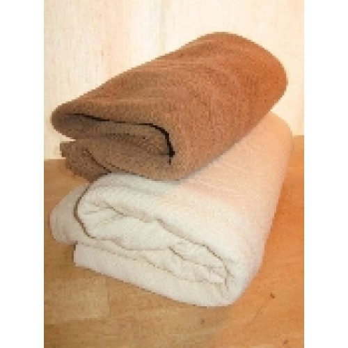 100% Organically Grown Cotton Blanket