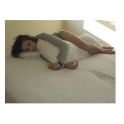 Body Pillow w/ case Organic Kapok